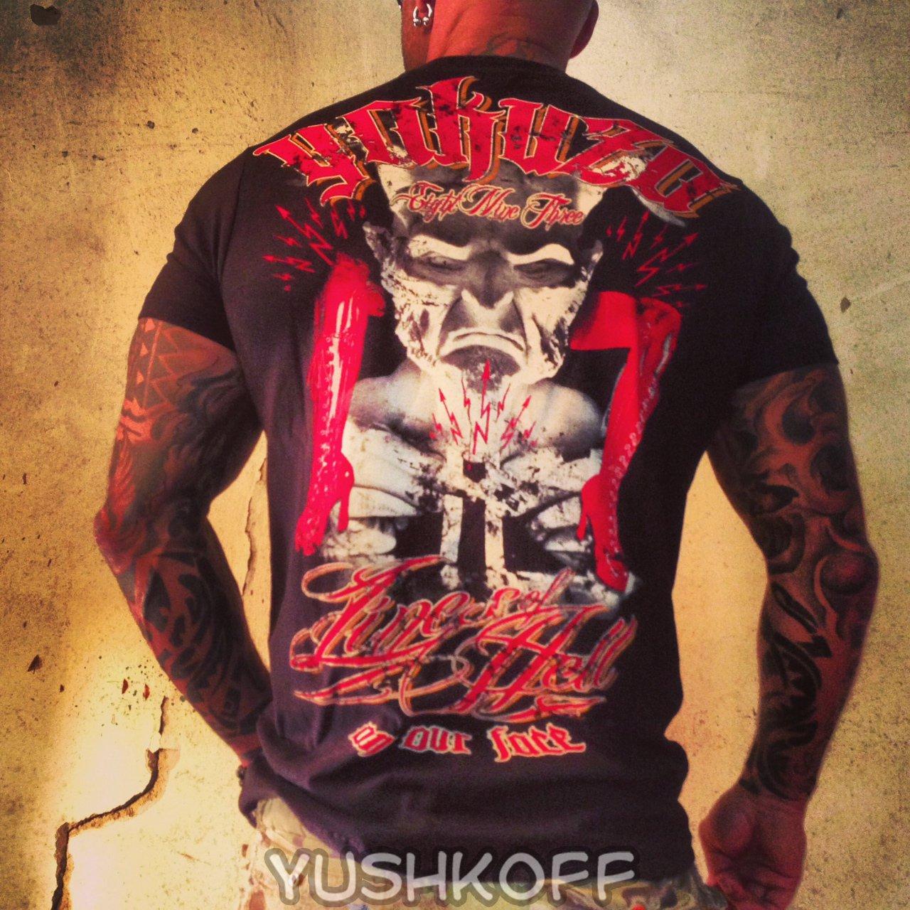 Yakuza Одежда