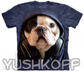 Какой серьёзный DJ! :)))