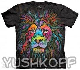 Роскошная грива у настоящего Льва