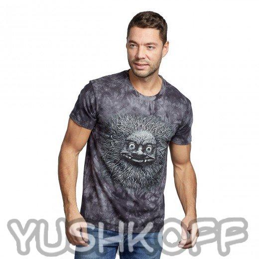 Фото футболки на модели