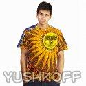 Красавчик в футболке Sun Moon