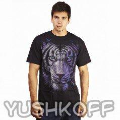 Тигр и модель