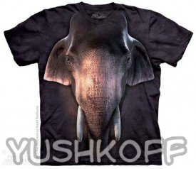 Элегантный слоник