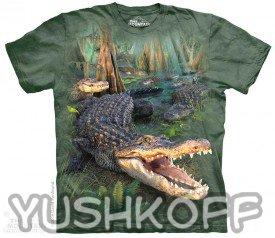 Хорошо быть весёлым крокодилом! :)