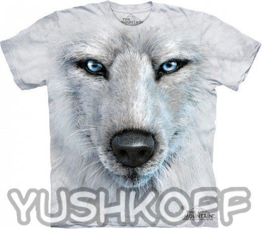 Одна из самых красивых футболок бренда The Mountain
