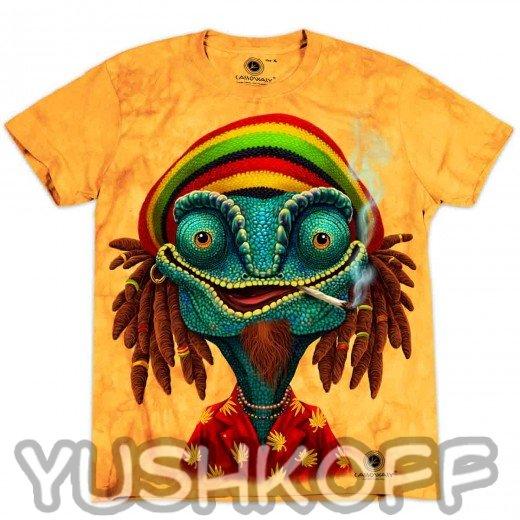 А, какую вибрацию от футболки ощущаете Вы? :)